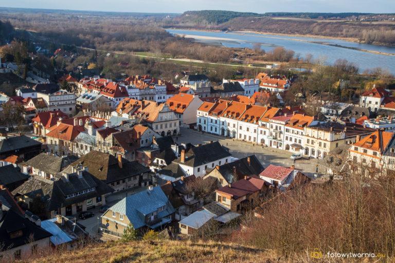 Kazimierz Dolny na weekend