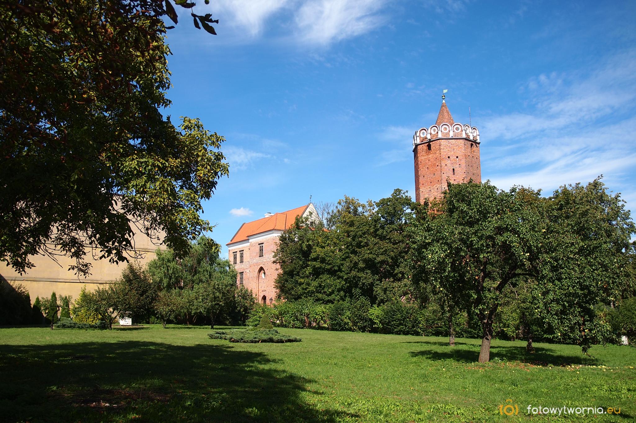 Łęczyca – zamek, klasztor i więzienie